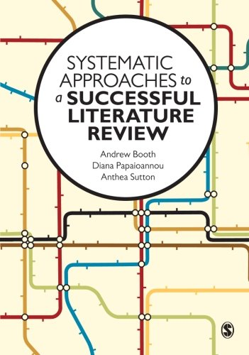 9780857021359: Systematic Approaches to a Successful Literature Review