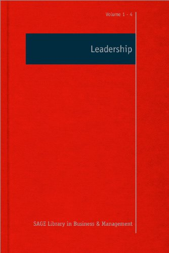 9780857021441: Leadership (SAGE Library in Business and Management)