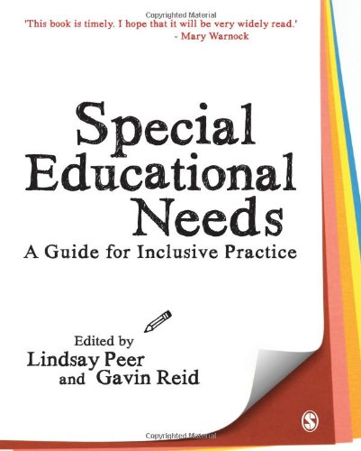 9780857021625: Special Educational Needs: A Guide for Inclusive Practice