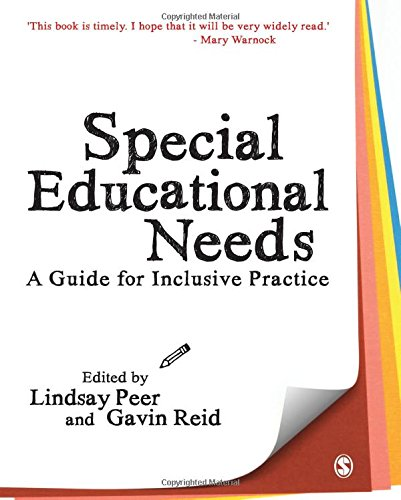 9780857021632: Special Educational Needs: A Guide for Inclusive Practice