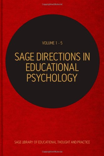 9780857021786: SAGE Directions in Educational Psychology (SAGE Library of Educational Thought & Practice)