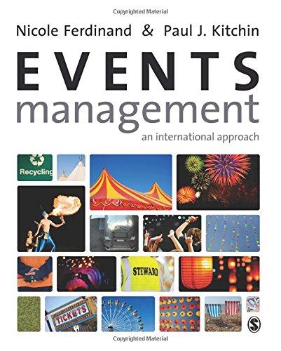 9780857022417: Events Management: An International Approach