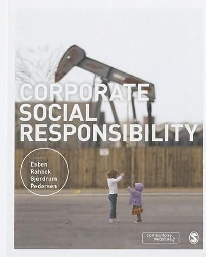 9780857022448: Corporate Social Responsibility