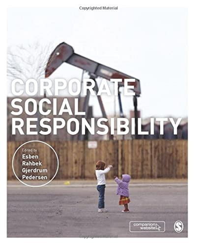 9780857022455: Corporate Social Responsibility
