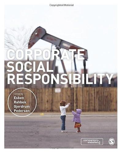 9780857022455: Corporate Social Responsibility