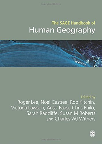 The SAGE Handbook of Human Geography, 2v (Hardcover): Roger Lee & Noel Castree