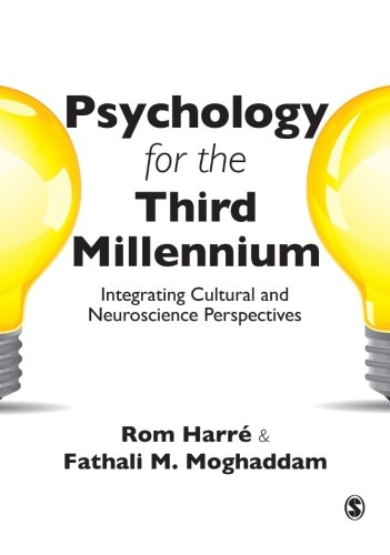 9780857022691: Psychology for the Third Millennium: Integrating Cultural and Neuroscience Perspectives