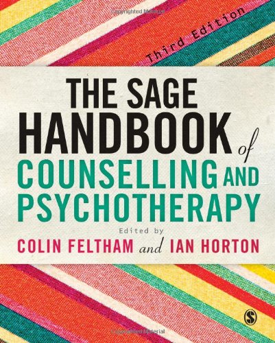9780857023254: The SAGE Handbook of Counselling and Psychotherapy