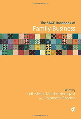 9780857023636: The SAGE Handbook of Family Business