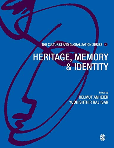 9780857023902: Cultures and Globalization: Heritage, Memory and Identity (The Cultures and Globalization Series)