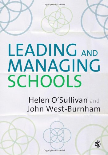 9780857023957: Leading and Managing Schools