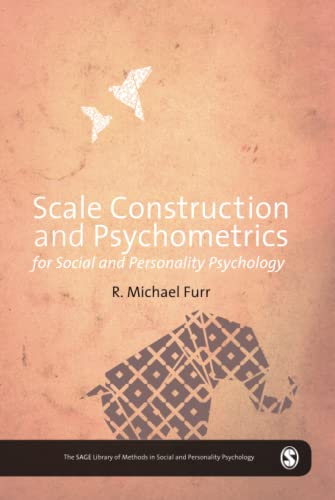 9780857024046: Scale Construction and Psychometrics for Social and Personality Psychology (The SAGE Library of Methods in Social and Personality Psychology)
