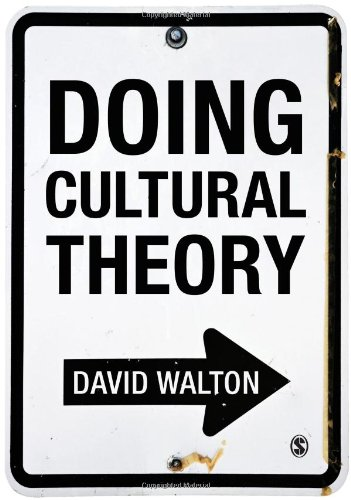 9780857024848: Doing Cultural Theory