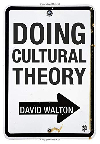 9780857024855: Doing Cultural Theory
