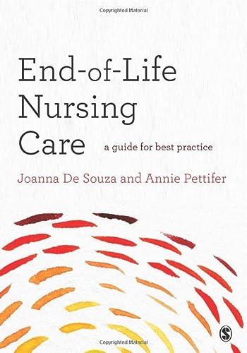 9780857025487: End-of-Life Nursing Care