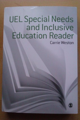 9780857025500: UEL Special Needs and Inclusive Education Reader by Carrie Weston (University of East London)