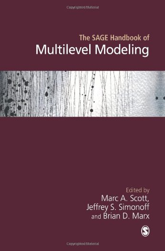 9780857025647: The SAGE Handbook of Multilevel Modeling