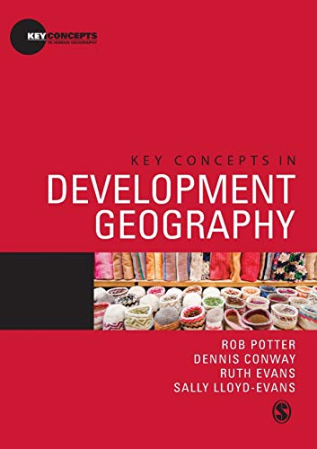 9780857025852: Key Concepts in Development Geography