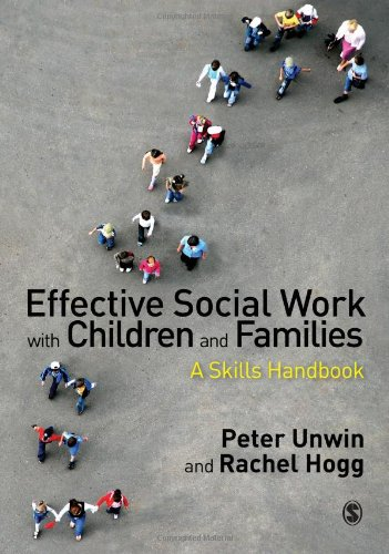 9780857027290: Effective Social Work with Children and Families: A Skills Handbook