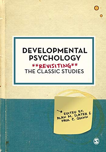 9780857027580: Developmental Psychology: Revisiting the Classic Studies