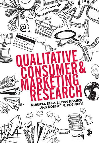 9780857027672: Qualitative Consumer & Marketing Research