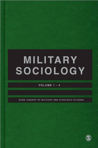 9780857027795: Military Sociology (SAGE Library of Military and Strategic Studies)