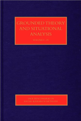 9780857027801: Grounded Theory and Situational Analysis (SAGE Benchmarks in Social Research Methods)
