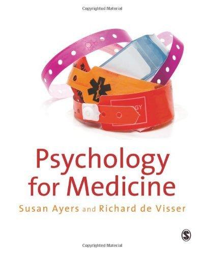 9780857027955: Psychology for Medicine