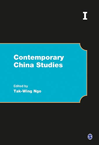 Contemporary China Studies. Volumes 1 + 2. 8 volumes: Tak-Wing Ngo