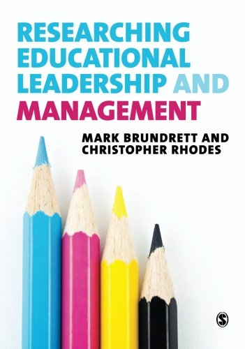 9780857028310: Researching Educational Leadership and Management