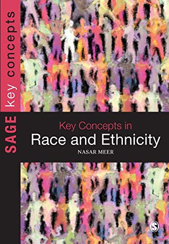 9780857028686: Key Concepts in Race and Ethnicity (SAGE Key Concepts series)