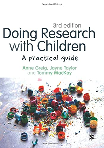 doing research with children mackay tommy greig anne d dr taylor jayne mrs