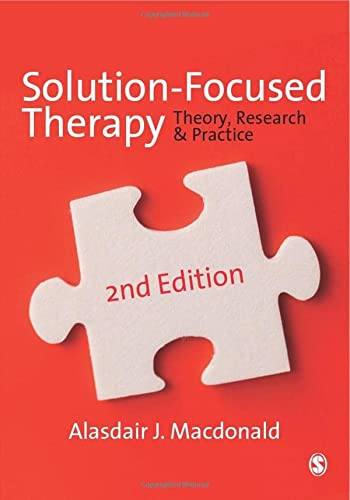 9780857028907: Solution-Focused Therapy: Theory, Research & Practice