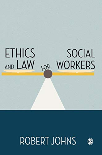 9780857029096: Ethics and Law for Social Workers