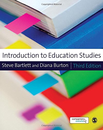 9780857029126: Introduction to Education Studies (Education Studies: Key Issues Series)