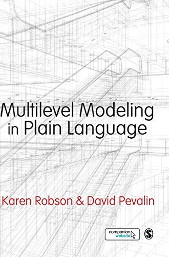 9780857029157: Multilevel Modeling in Plain Language