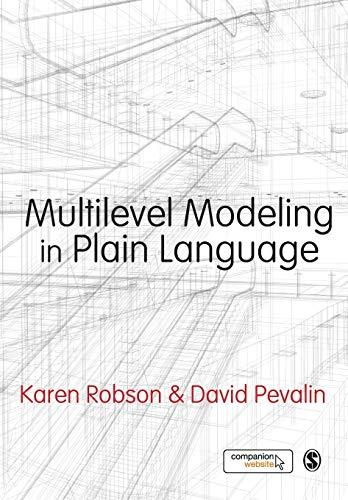 9780857029164: Multilevel Modeling in Plain Language
