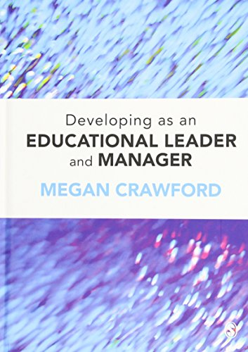 9780857029225: Developing as an Educational Leader and Manager