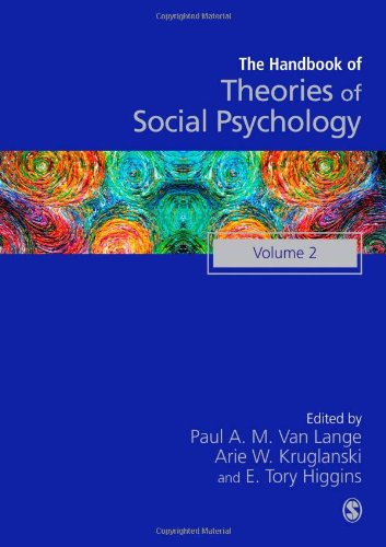 9780857029614: 2: Handbook of Theories of Social Psychology: Volume Two (SAGE Social Psychology Program)