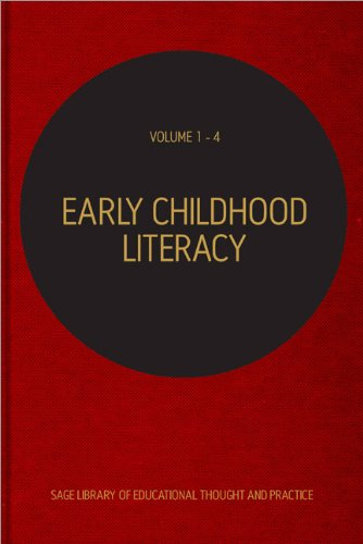 9780857029775: Early Childhood Literacy (SAGE Library of Educational Thought & Practice)