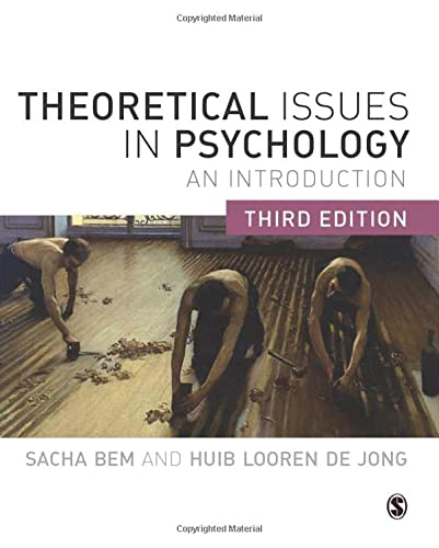 9780857029799: Theoretical Issues in Psychology: An Introduction