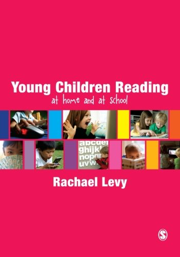 9780857029911: Young Children Reading: At Home and at School