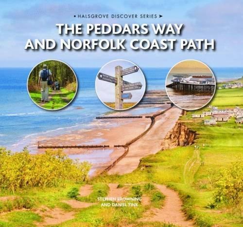 9780857042217: The Peddars Way and Norfolk Coast Path