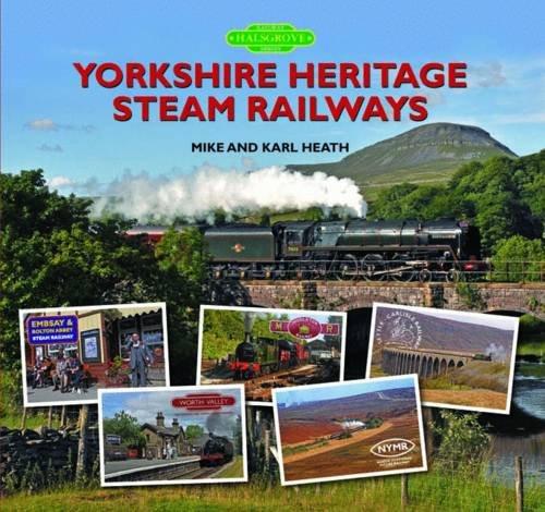 9780857042613: Yorkshire Heritage Steam Railways
