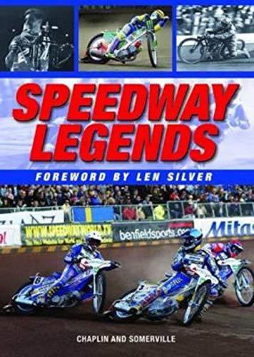 9780857042712: Speedway Legends