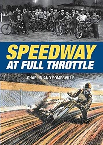 9780857043078: Speedway at Full Throttle