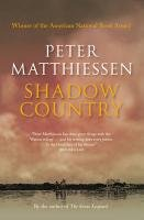 9780857050007: Shadow Country