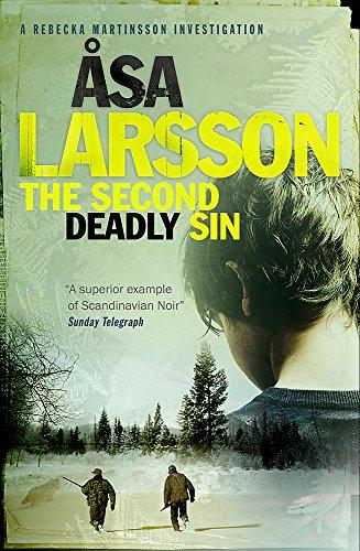 9780857051721: The Second Deadly Sin: A Rebecka Martinsson Investigation (Rebecka Martinsson 5)