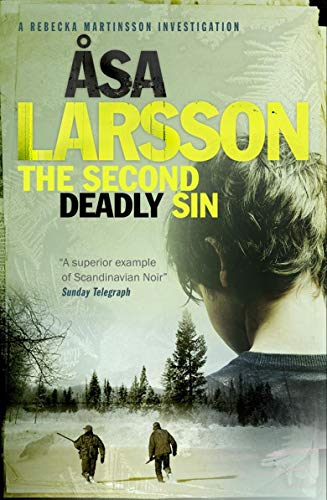 9780857051738: The Second Deadly Sin: A Rebecka Martinsson Investigation