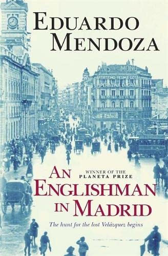 9780857051905: An Englishman in Madrid